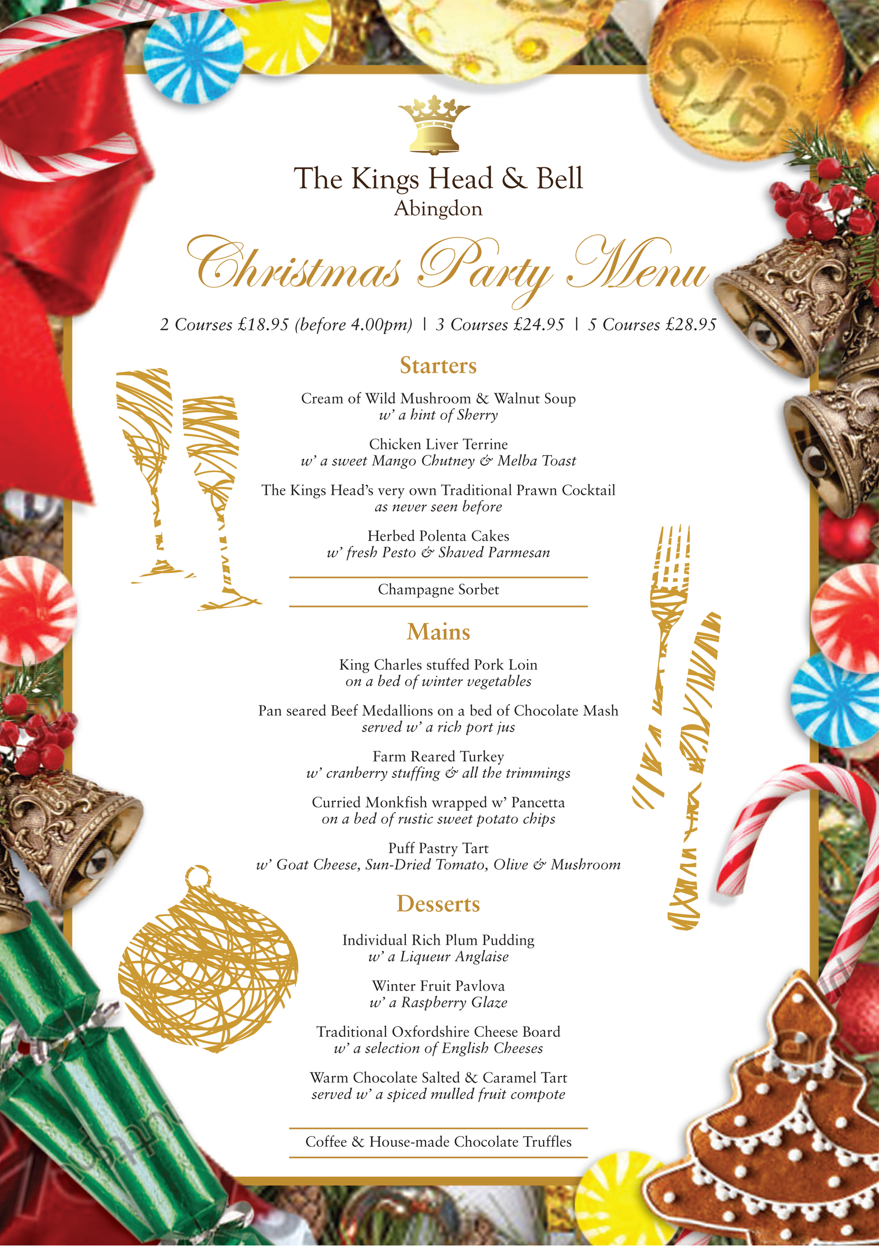 16th December – Christmas Party Time!